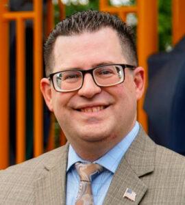 Garwood Council Candidate, Vincent Kearney